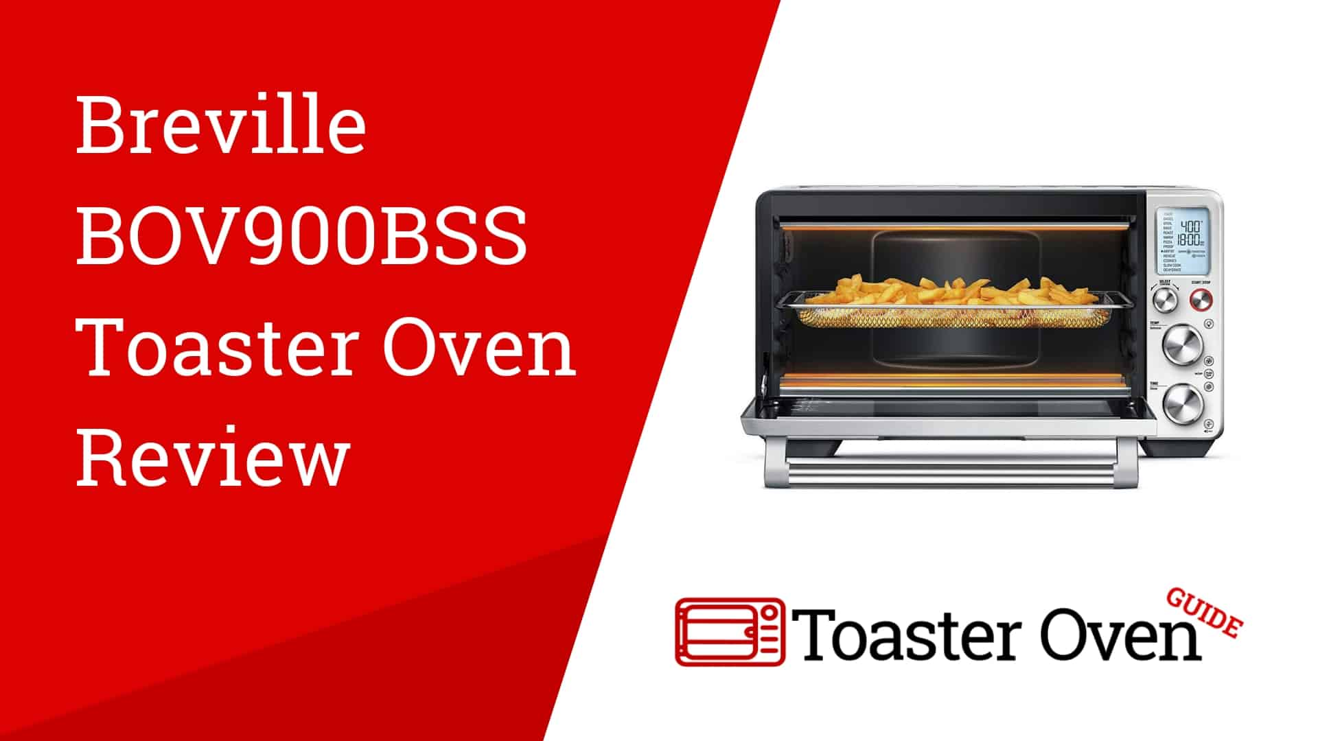 Breville Bov900bss Smart Oven Air Toaster Review Toaster