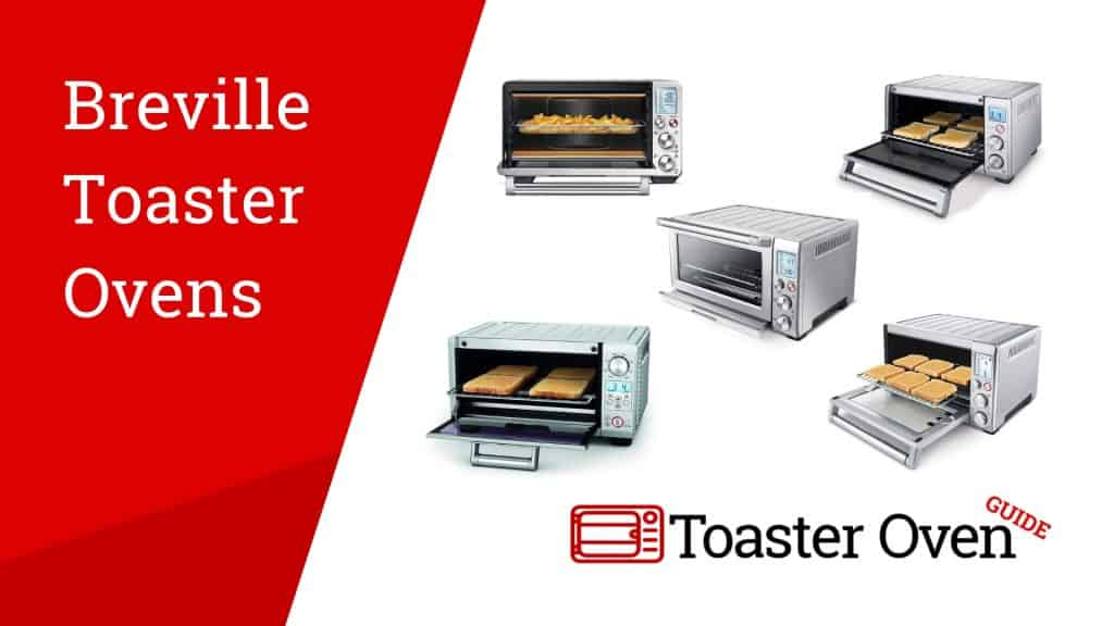 Breville Smart Convection Toaster Oven Bov800xl Dimensions