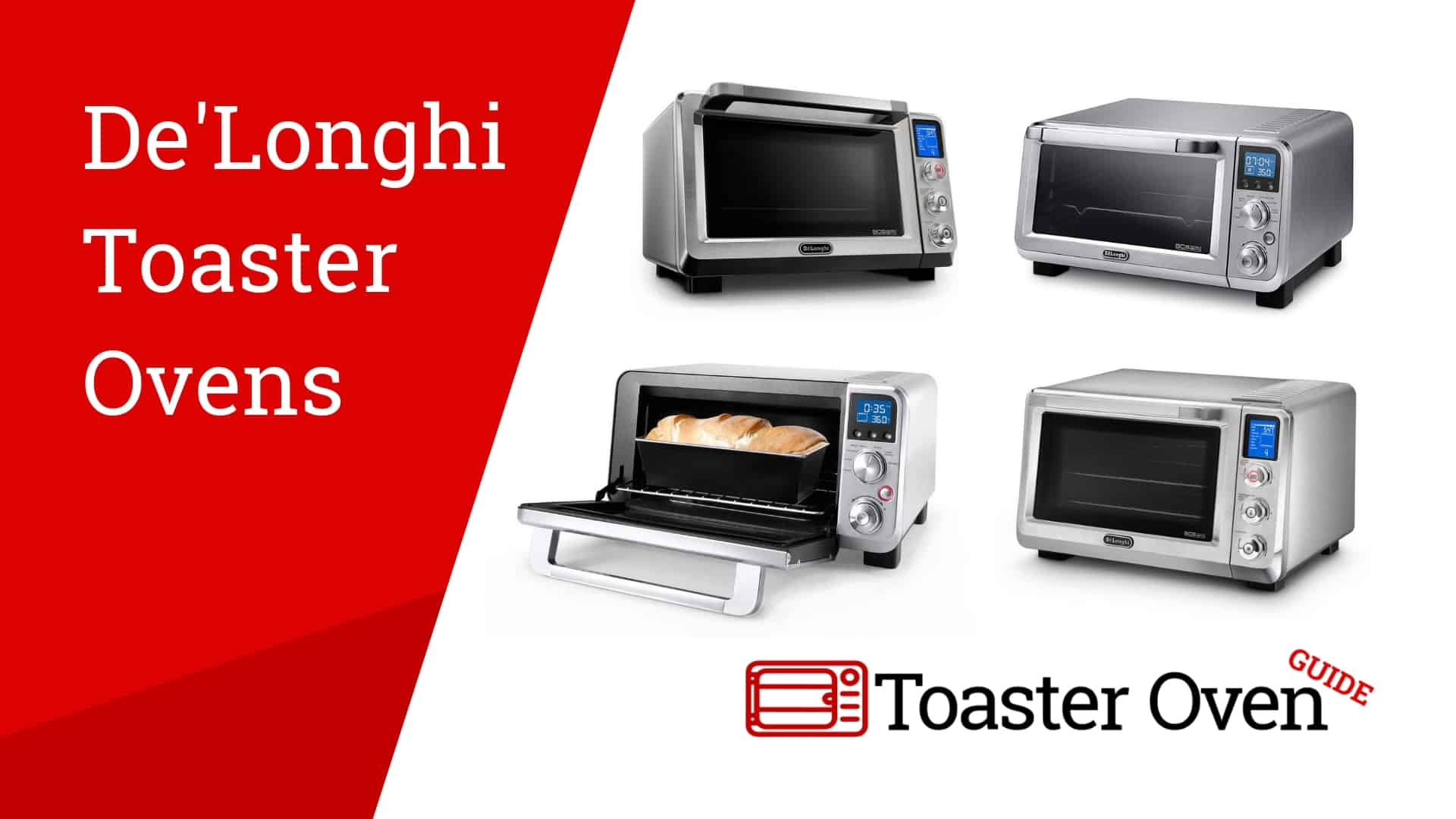 Ovensi Videos Porno de'longhi toaster ovens | toaster oven guide